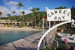 Caneel Dock