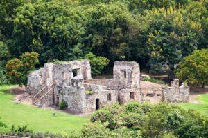 Caneel Ruins