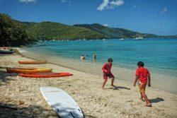 Francis Bay St. John