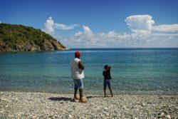 Kiddel Bay beach