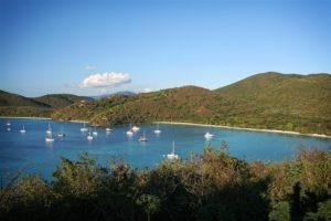 Overlook Maho bay