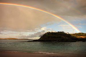 Trunk Bay Rainbow St. John