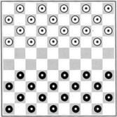 West indian checkers
