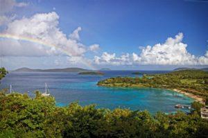 caneel bay rainbow