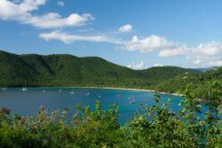 Francis Bay overlook