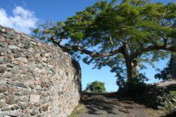 Horsemill wall