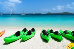 Kayaks St. John