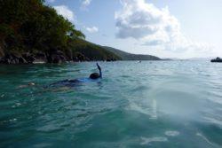 Little Maho snorkel