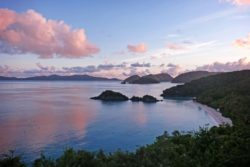 Trunk Bay morning