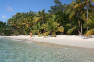 Salomon Beach, St. John US Virgin Island