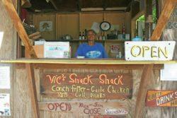 Hansen Bay (Vie's Snack Shack)