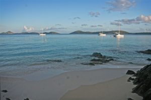 view St John US Virgin Island